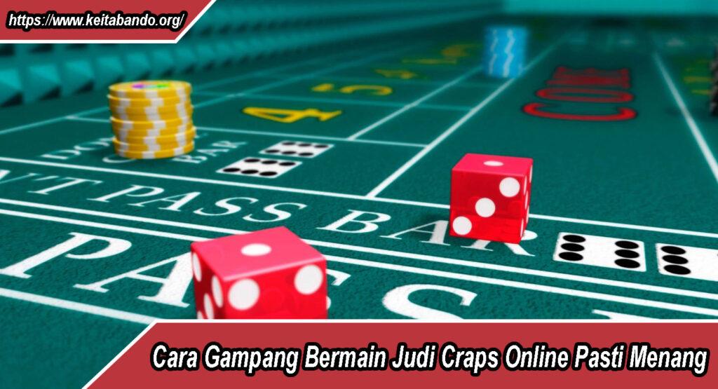 Judi Craps Online